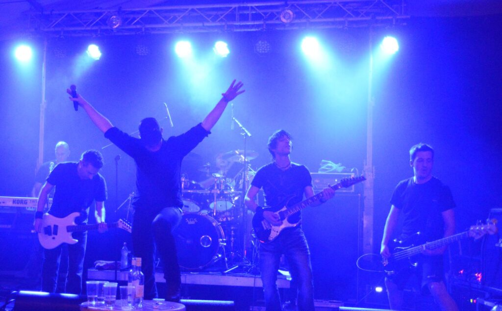 bandforyou Cover Connection Rock Hard Rock Coverband
