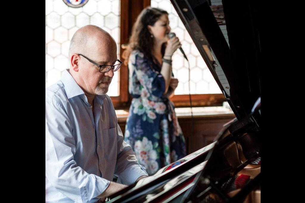 bandforyou AniMa Piano Wedding Akkustik Duo Hochzeit Geburtstag Apero Lounge