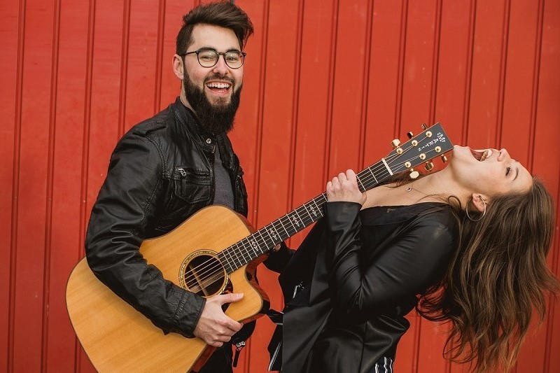 bandforyou Josymarco Acoustic Duo Hochzeitsband Aperomusik Kleinanlass Sommerparty Band