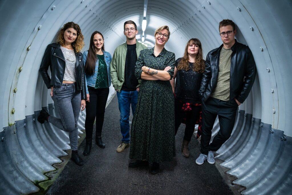 bandforyou Eves Garden Pop Rock Band Coverband Einsiedeln Frauenpower Musik