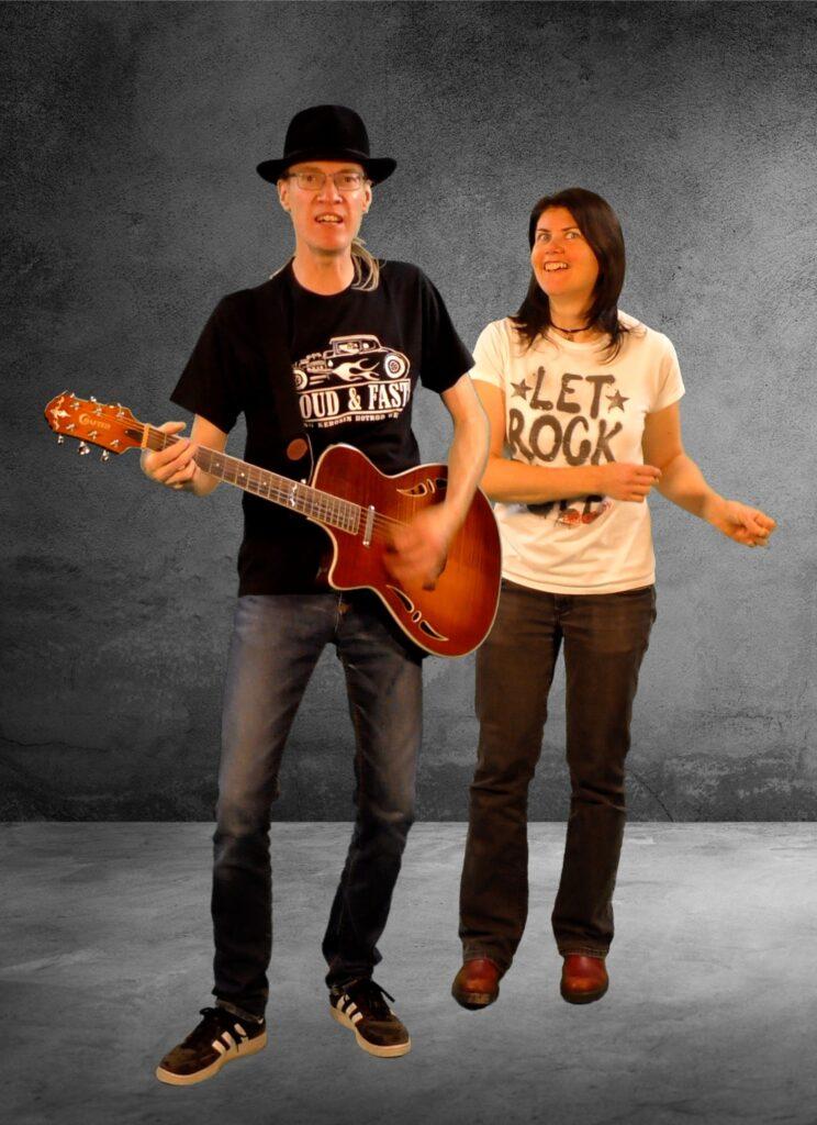 bandforyou Fredy Pi & Joli Duo Coverband Geburtstag Aperomusik Kleinanlass Dorffest Partyzelt Partyband